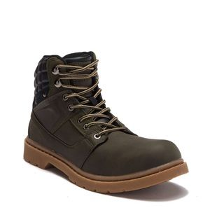 XRAY Trango Quilted Boot NWT olive